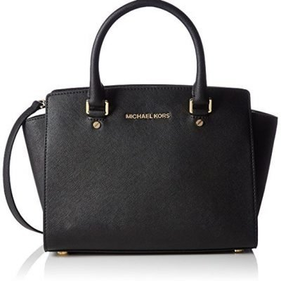 Michael Kors SELMA Bag Black